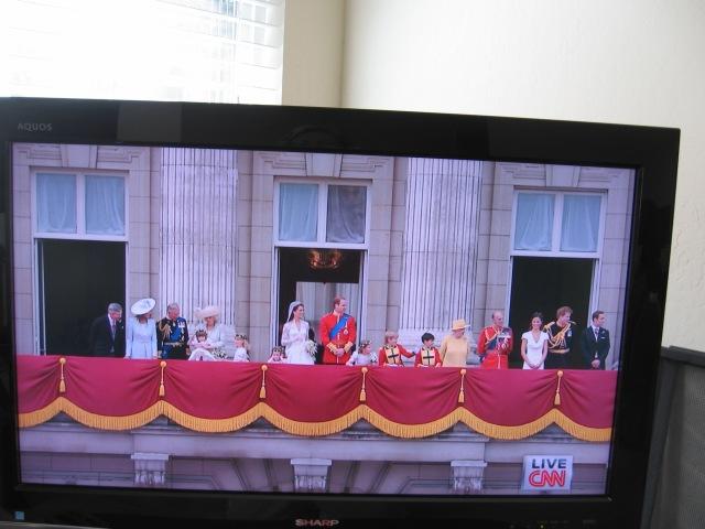 Celebrating royals